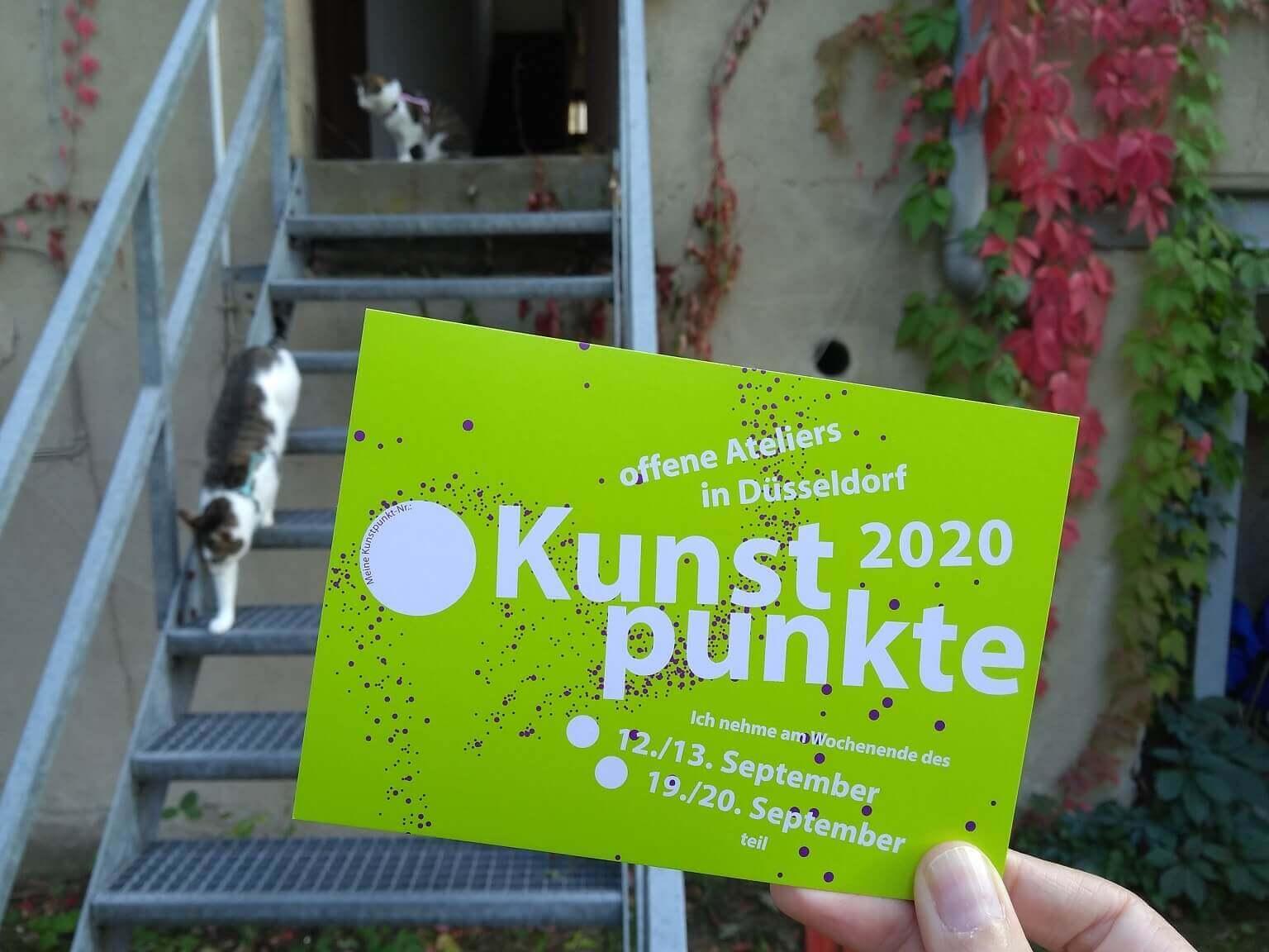 Veranstaltungstipp: <i>Kunstpunkte</i> Düsseldorf