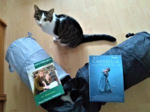 Interview mit Ilya und Rosie vom English Theatre Düsseldorf, Teil 1