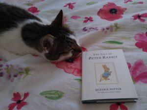 Kinderbücher zu Ostern: <i>The Tale of Peter Rabbit</i>